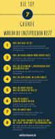 7 Gründe, warum du unzufrieden bist