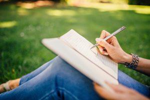 schreiben statt grübeln